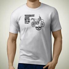 Living Yamaha XT1200ZE Super Tenere 2018 Premium Motorcycle Art Men's T-Shirt