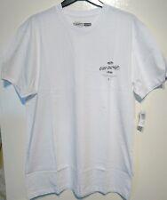 Vans custom t shirt white size medium bnib off the wall