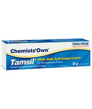 =>PRICE SMASH CHEMIST'S OWN TAMSIL CREAM 15g ONCE DAILY= LAMISIL FOR TINEA