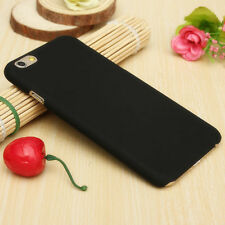 Matte Ultra-Thin Rubberized Hard Shell Back Cover Case  For Apple iPhone 4 5s 6s