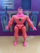 1995 Bandai Mighty Morphin Power Rangers Pink Ninja Action Figures