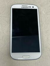 Samsung Galaxy S III - 16GB - Marble White (MetroPCS) Smartphone - FOR PARTS