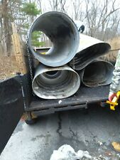 Granite Industrial Round Trash Chute