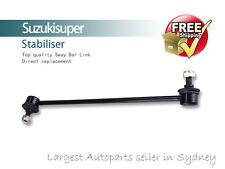 1 Front Left Sway Bar Link Kit Ford Escape 2.0L 2.3L Stabiliser 05-08 Pair 325mm