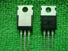 3pc x  IRF2804 IRF 2804 Power MOSFET 40V 2.0mO 75A ICs