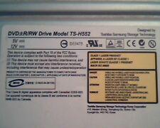 Toshiba DVD R/RW Drive TS-H552 Samsung D33475 B 8.5GB 6GGXC03134 GA02 GAAH