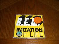 Rem-imitation of life.cd single.