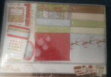 MY MINDS EYE DEAR SANTA CHRISTMAS CARD KIT 50 CARDS & ENVELOPES + EMBELISHMENTS