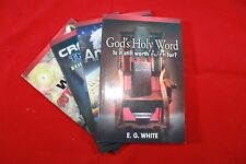 gd Set of Four E.G. White Great Controversy Books
