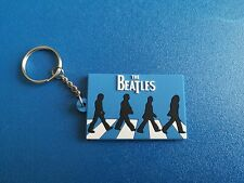 THE BEATLES KEY-RING SILICONE RUBBER MUSIC FESTIVAL