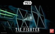 Star Wars Plastic model kit Tie Fighter 1/72 Bandai NEW****