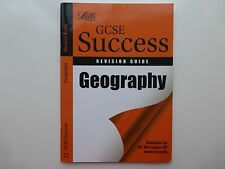 Letts GCSE GEOGRAPHY Revision Guide - GCSE Success - Book Revise