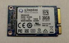 Kingston 30 GB SSD mSATA 1,8 Zoll SMS200S3/30G