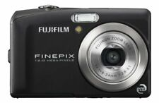 Fujifilm FinePix F60fd Digital Camera with 3x Optical Dual Image Stabilized Zoom