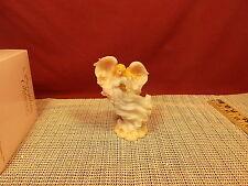"Roman Seprahim Classics Angel Figurine Celeste Light Of The World 4"" #81667"