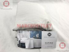 Hotel Collection 680 TC Supima Cotton QUEEN Fitted Sheet Palladium Gray