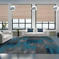 Modern Contemporary Blended Floor Rugs Carpets All Sizes