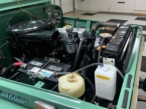 OEM Toyota Land Cruiser Radiator Coolant Overflow Bottle HOSE Bracket Kit FJ40