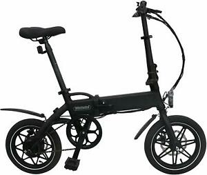 WHIRLWIND Folding Elektrisch Bike & 1 Spare Battery