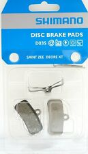 SHIMANO Disc Brake Pads D03S Resin Deore XT Saint Zee BR M8020/M820/M810/M640..