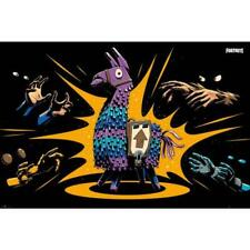 Fortnite Poster Loot Llama 114 Official Merchandise
