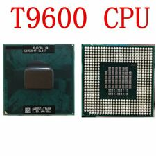 Intel Core 2 Duo T9600 2.8 GHz Dual-Core (AW80576GH0726M) Processor CPU Tested