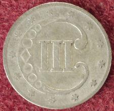 United States 3 Cents 1853 (E2506)