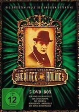 Sherlock Holmes - Collection (5 DVDs) von Peter Hammond   DVD   Zustand gut