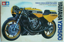 Tamiya 1/12 Yamaha YZR500 Grand Prix Racer Model Kit