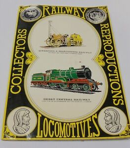 Collectors Railway Reproductions Locomotives