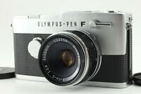 【EXC++++】Olympus PEN FV 35mm Half Frame Film Camera w/ 38mm Lens From JAPAN 972