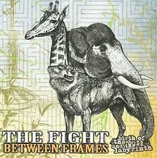 THE FIGHT BETWEEN FRAMES - THE BIRTH OF THE BULL AND THE LABYRINTH [EP] NEW CD
