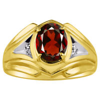 Details about  /Ruby /& Diamond Ring Set in Sterling Silver BSL-MR2864RW