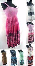 $4.75 each -lot of 20 sundress mini dress wholesale beachwear bulk lot-US SELLER