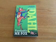 Fantastic Mr Fox by Roald Dahl (Paperback, 2013). New
