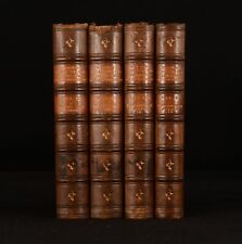 1865-1875 4vol Lives of the Archbishops of Canterbury Reformation Middle Age