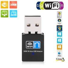 300M 802.11n/g/b Mini USB wireless wifi Network LAN Antenna Adapter Long Range