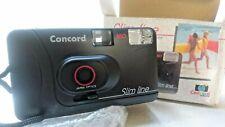 Macchina Fotografica Automatica - CONCORD SLIM LINE 850 - 35mm Compact Camera
