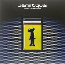 JAMIROQUAI Travelling Without Moving 2 x 180g Vinyl LP 2013 Reissue NEW & SEALED