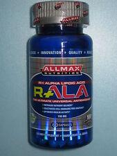 R+Alpha Liponsäure R+Alpha Lipoic Acid Max Potency R+ALA 150 mg 60 Capsules