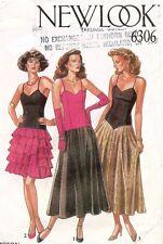 New Look Misses' Dress Pattern 6306 Size 8-18 UNCUT