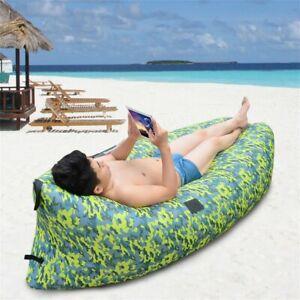 Air Lounger Liegesack Sitzsack Luft Sofa Lounge Couch Sessel aufblasbar 7 Farbe