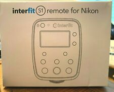 Interfit S1 TTL-N Remote for Nikon / S1, Honey Badger