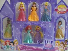 Disney Princess MagiClip Collection 7 Dolls