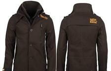 Superdry British Design Jermyn Street Unisex Trench Coat Jacket Clearance Sale