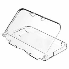 Crystal Case Compatible With Nintendo 3DS xL, Clear CT H8U2 Q5S2 J1D1