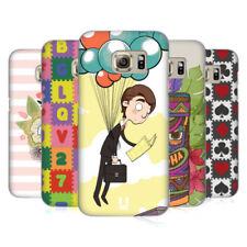Fundas Head Case Designs Para Samsung Galaxy S7 edge para teléfonos móviles y PDAs