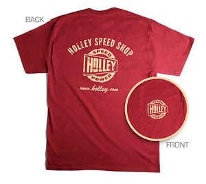 Holley 10024-MDHOL Speed Shop T-Shirt