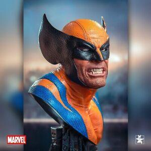 Gentle Giant Marvel Wolverine 1/2 Scale Legendary Bust - X-Men, Avengers