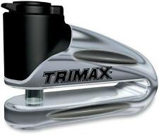 TRIMAX Rotor Disc Lock 10mm Pin - Chrome T665LC 4010-0182 348001
